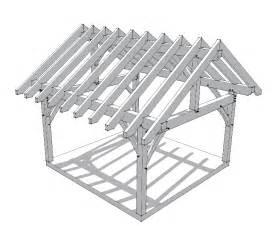 Timber Frame Roof Plans