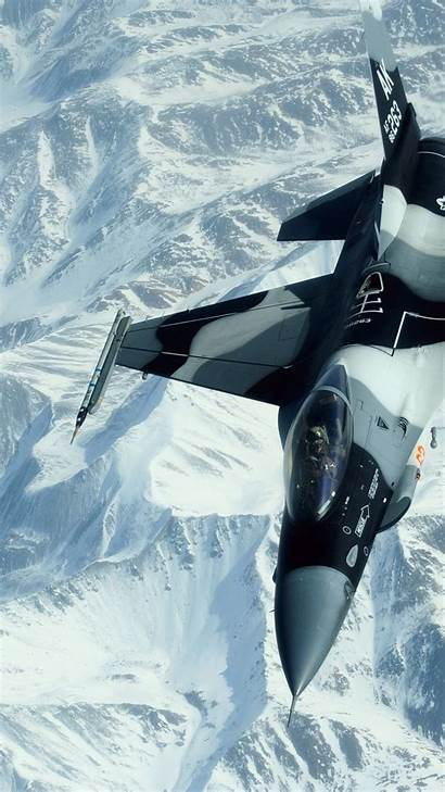 Fighter Falcon General Fighting Dynamics Aircraft Airforce