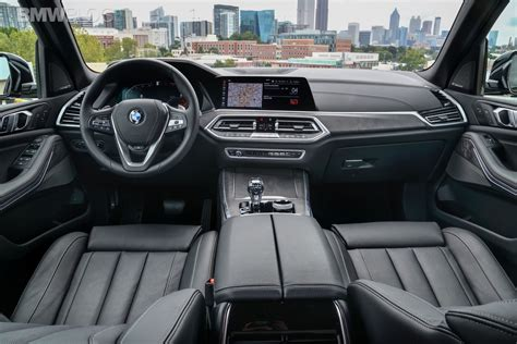 Bmw Designer Describes The Interior Design Of The New Bmw X5