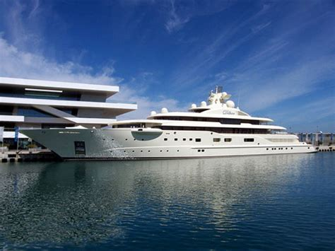 The Top 25 Most Luxurious And Most Expensive Yachts In The