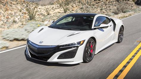 Acura And Honda by 2017 Honda Nsx Review Top Gear