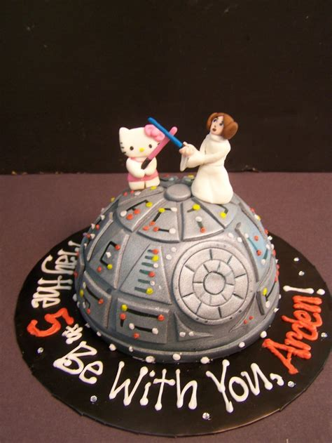 kitty star wars cake le bakery sensual
