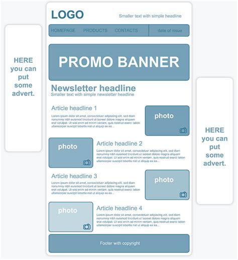 individuelle newsletter templates erstellen