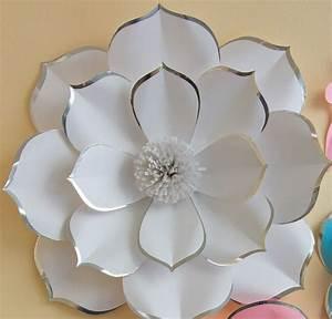 Wedding Backdrop - Large Paper Flower Wall - Nursery Decor