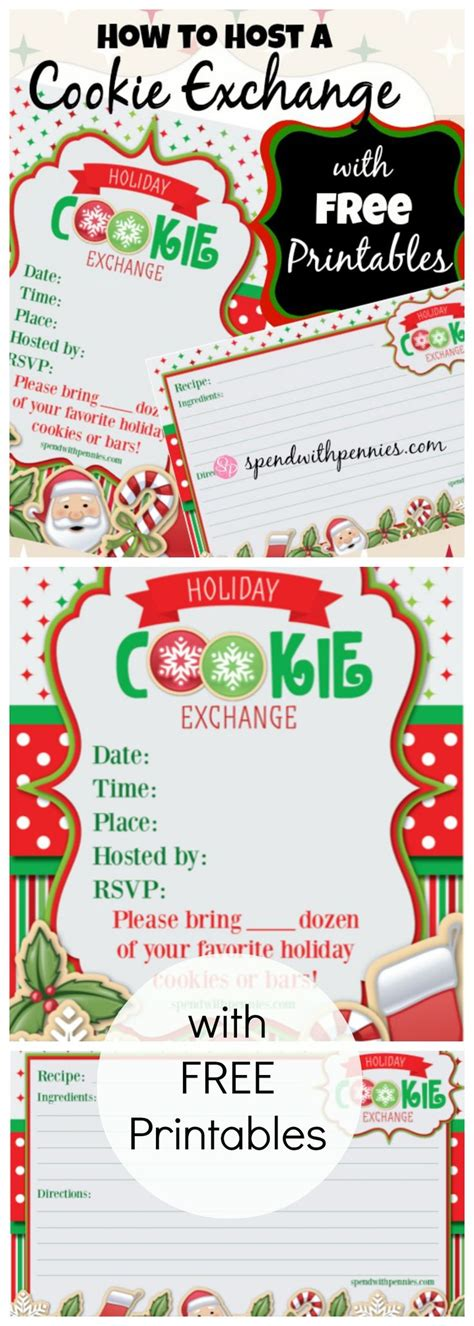 17 best images about cookie exchange ideas on pinterest