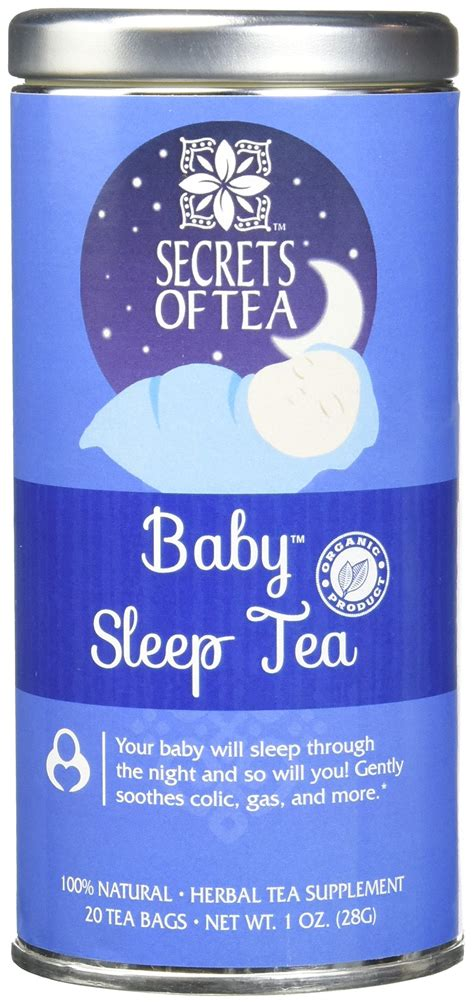 Amazoncom Secrets Of Tea Baby Colic Babies Magic Tea