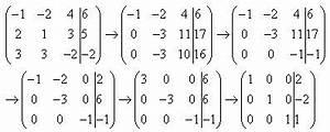 Einheitsmatrix Berechnen : mp kapitel 1 lineare gleichungssysteme co matroids matheplanet ~ Themetempest.com Abrechnung