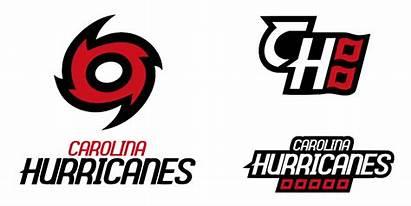 Hurricanes Carolina Hockey Concepts Logos Nhl Icethetics