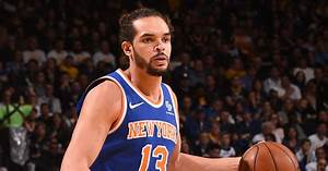 Joakim Noah Leaves Knicks For 'Personal Reasons'
