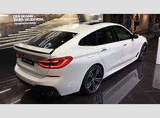 2018 BMW 6 Series Gran Turismo walkaround at Frankfurt
