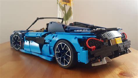 Bit.ly/2r86eay a step by step tutorial how to build bugatti veyron with lego. LEGO MOC-16029 McLaren 570S - Bugatti 42083 B-Model (Technic > Model 2018)   Rebrickable - Build ...