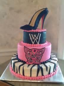 wwe divas birthday cake birthday cakes made by the sweet