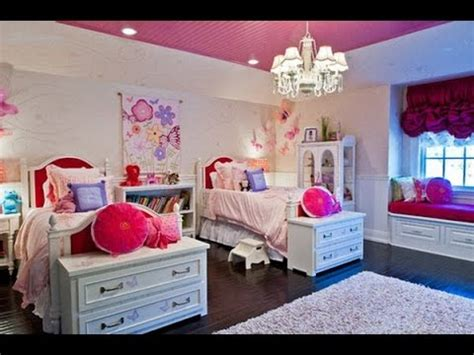 100 Cool Ideas!  Girls Twin Bedrooms! Youtube