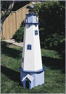 diy - lighthouse on Pinterest Lighthouses, Lawn and