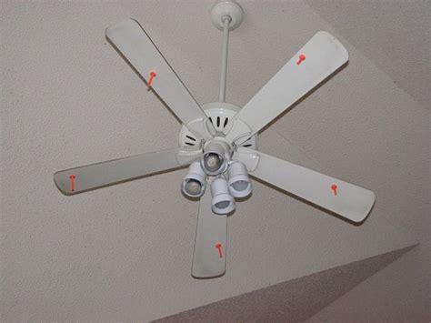 cat stuck on ceiling fan