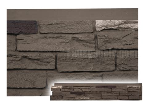 slate panels introducing new slatestone faux panels creative faux panels