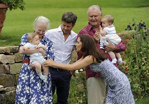 Pictures of Princess Mary, Prince Frederik, Their Four ...