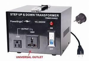 Vc3000w - Power Bright