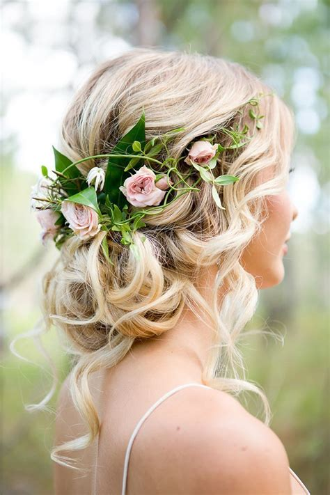 25 Best Ideas About Rustic Wedding Hairstyles On