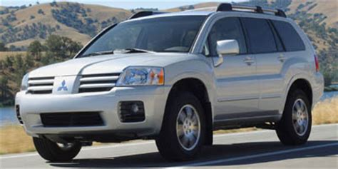 2004 Mitsubishi Endeavor Review by 2004 Mitsubishi Endeavor Review Ratings Specs Prices