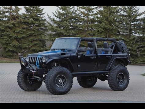 jeep wrangler pickup concept jeep moab easter safari concepts