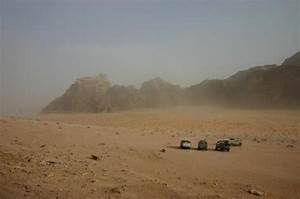 Dust Storms In Sahara Desert Sustain Life In Atlantic ...