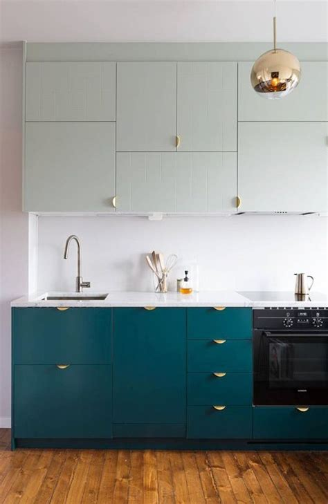 Light Teal Kitchen Cabinets by The World S Catalog Of Ideas