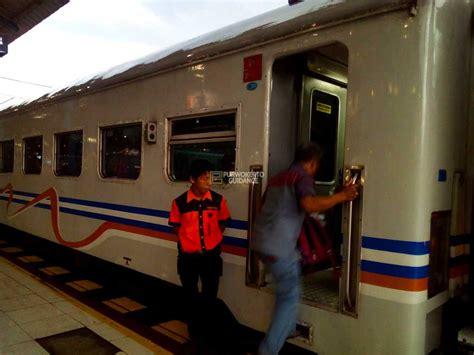 tarif jadwal kereta api semarang purwokerto ka