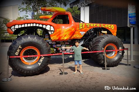 monster truck jam monster jam singapore giveaway ed unloaded com