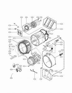 Kenmore 600 Washer Parts List
