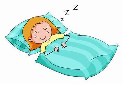 Sleeping Bed Clipart Vector Sleep Nap Foam