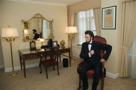 washington dcs loews madison hotel celebrates lincoln