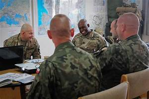 DVIDS - News - U.S. and Polish Army Discuss Future Joint ...