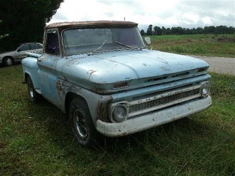 Chevy Short Bed Stepside Pickup Truck Auto For