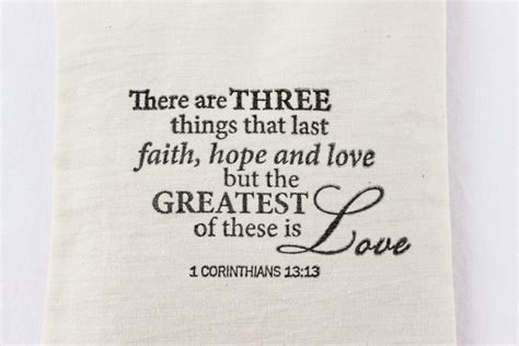 Bible Verse Lavender Sachet 1 Corinthians 13 By Gardenmis