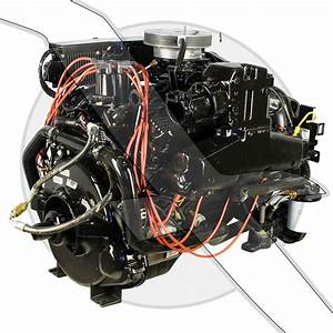 5 0l 305ci Mercruiser Efi Tbi Bravo Marine Motor Engine