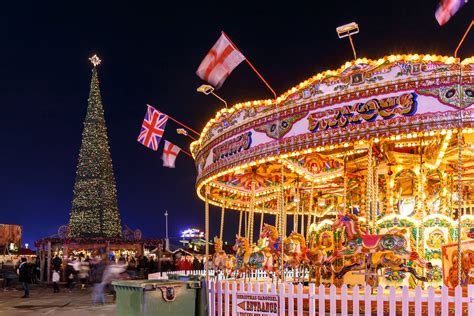 The most interesting Christmas markets to visit near Hyde