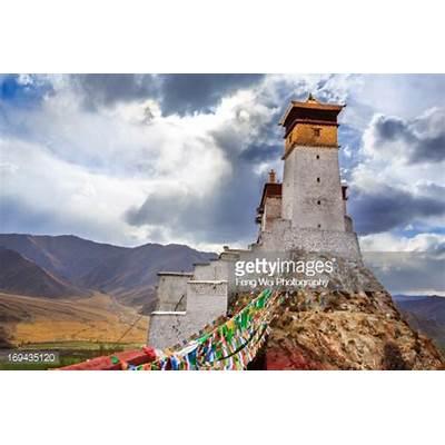 Yungbulakang Palace Shannan Tibet Stock PhotoGetty Images