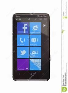 Windows Phone 7.5 Mango Editorial Photography - Image ...