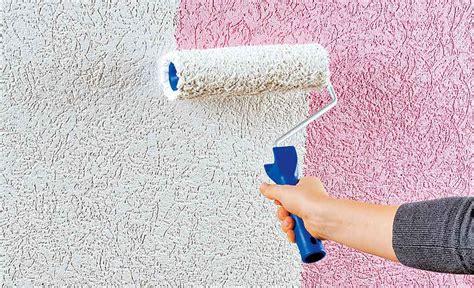 Wandfarbe Auf Putz strukturputz 252 berstreichen farben tapeten selbst de