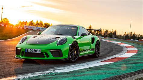 2019 Porsche 911 Gt3 Rs Wallpapers & Hd Images
