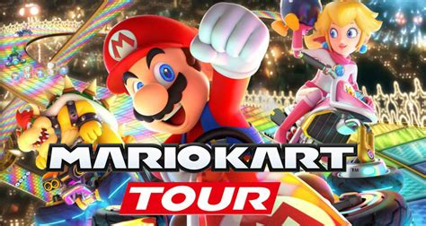 mario kart   mobile devices announced  nintendo