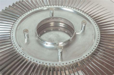 turbine fan for sale aviation jet engine turbine fan coffee table at 1stdibs
