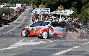 Rallye D Espagne : wrc espagne un tiers terre deux tiers asphalte ~ Medecine-chirurgie-esthetiques.com Avis de Voitures