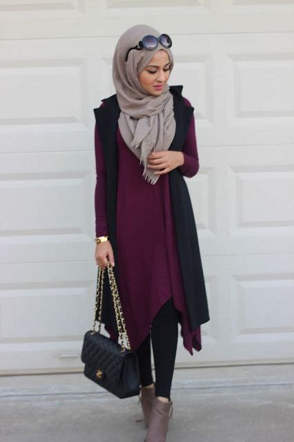 25+ best ideas about Hijab Fashion on Pinterest | Hijab styles Hijabs and Style hijab simple
