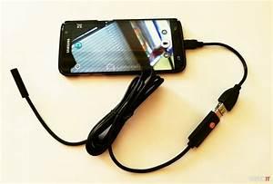 Endoskopická kamera
