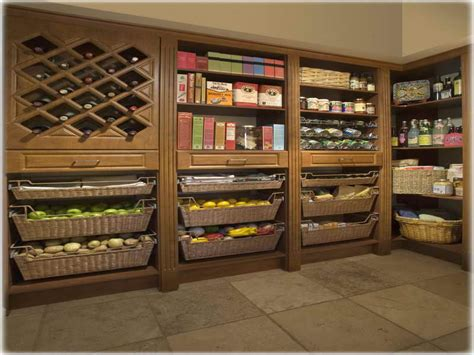 Pantry Storage Ideas For An Assortment Needs And