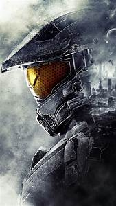Phone wallpapers, Master chief and Wallpapers on Pinterest
