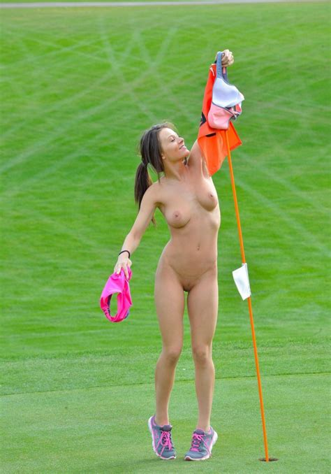 Naked Girl In A Golf Club 20 Photos The Fappening