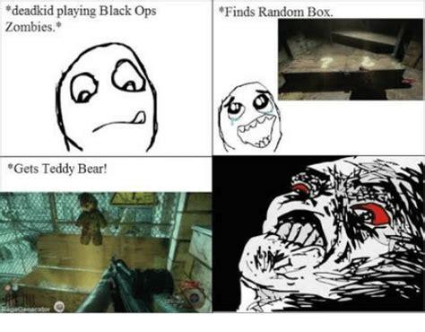 Black Box Meme - 25 best memes about black ops zombies black ops zombies memes